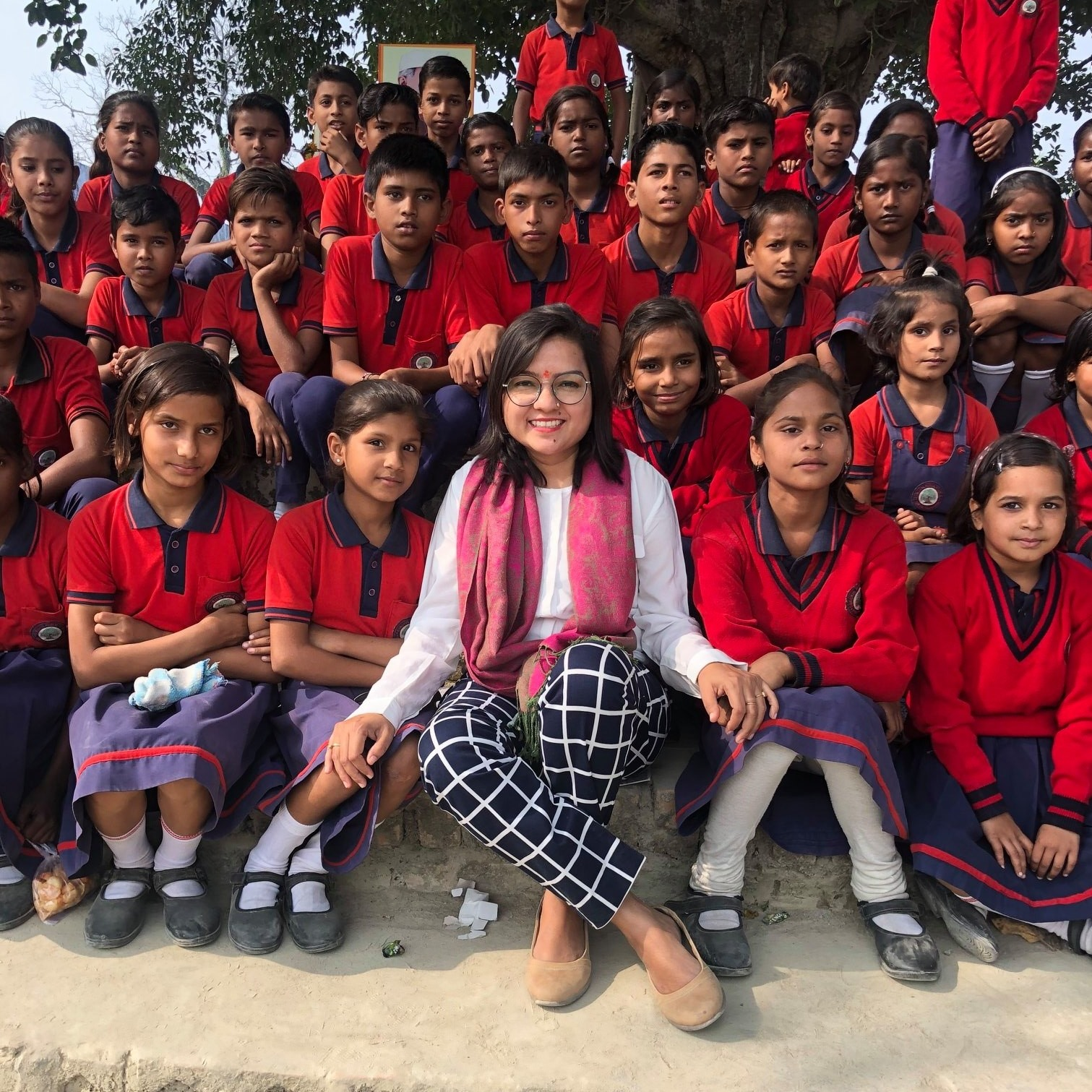 Fighting Her Way Through As  A Girl Child, She Said No To An IIM Placement & Moved Back To Her Roots To Give The Gift Of Education.