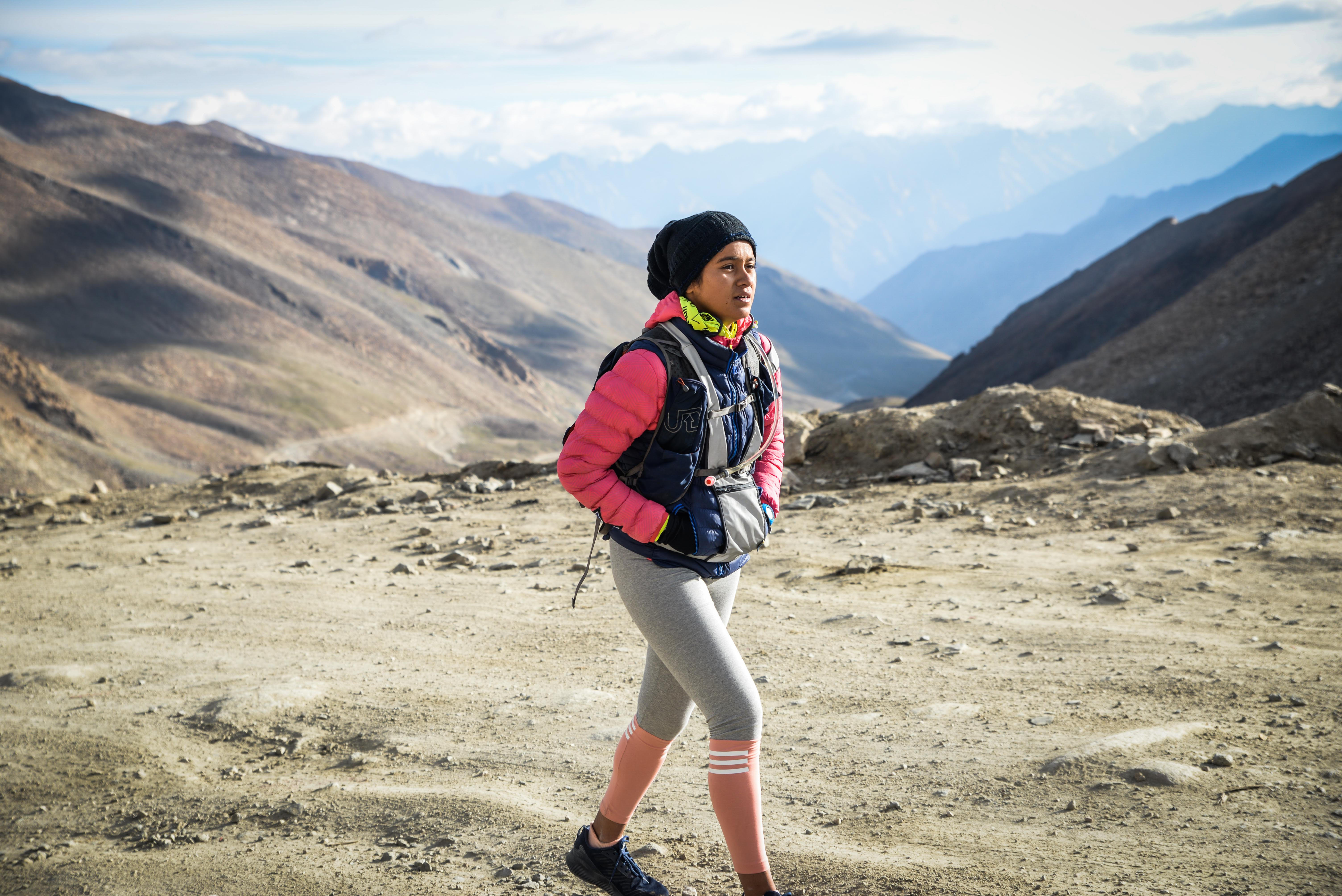 Fatigue, Hallucinations & The Risk Of Death: Here's How A 17 Year Old Became The Youngest & The Only Indian Female To Conquer The World's Highest Race!